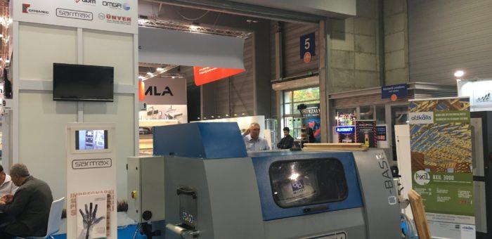 Axil est au salon Drema avec le produit AXIL 3000